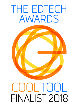 Ed Tech Digest Cool Tool Winner - QwertyTown 2.0